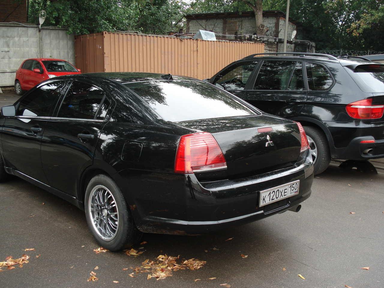 2004 Mitsubishi Galant Pictures, 2.4l., Gasoline, FF, Automatic For Sale