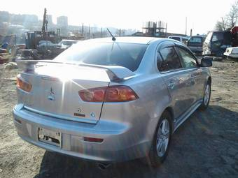 2010 Mitsubishi Galant Fortis For Sale