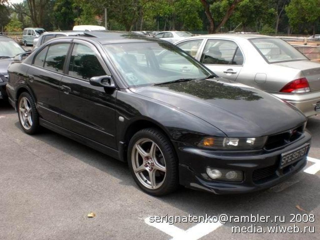 2003 Mitsubishi Galant Problems submited images.