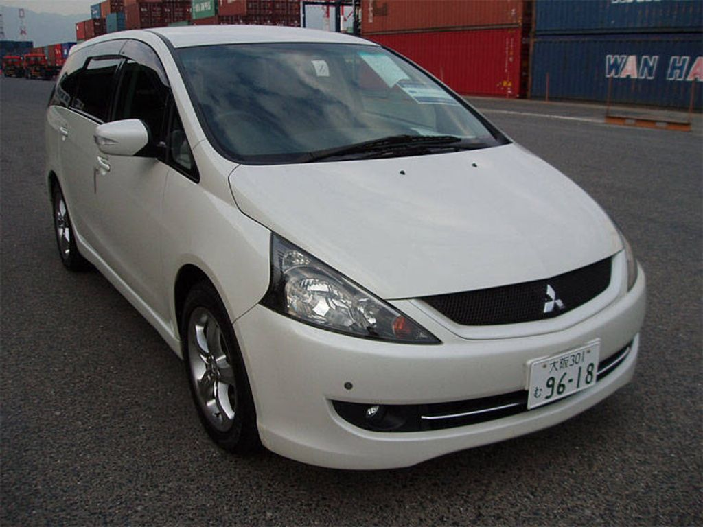 Used Mitsubishi Grandis For Sale On Auto Trader Autos Weblog