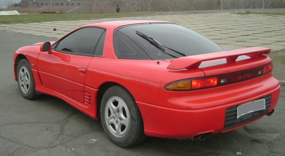 1992 Mitsubishi Gto Pictures For Sale