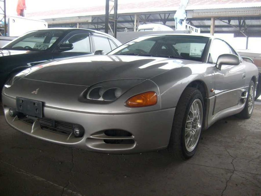1997 Mitsubishi GTO Pictures, 3000cc., Gasoline, Manual For Sale