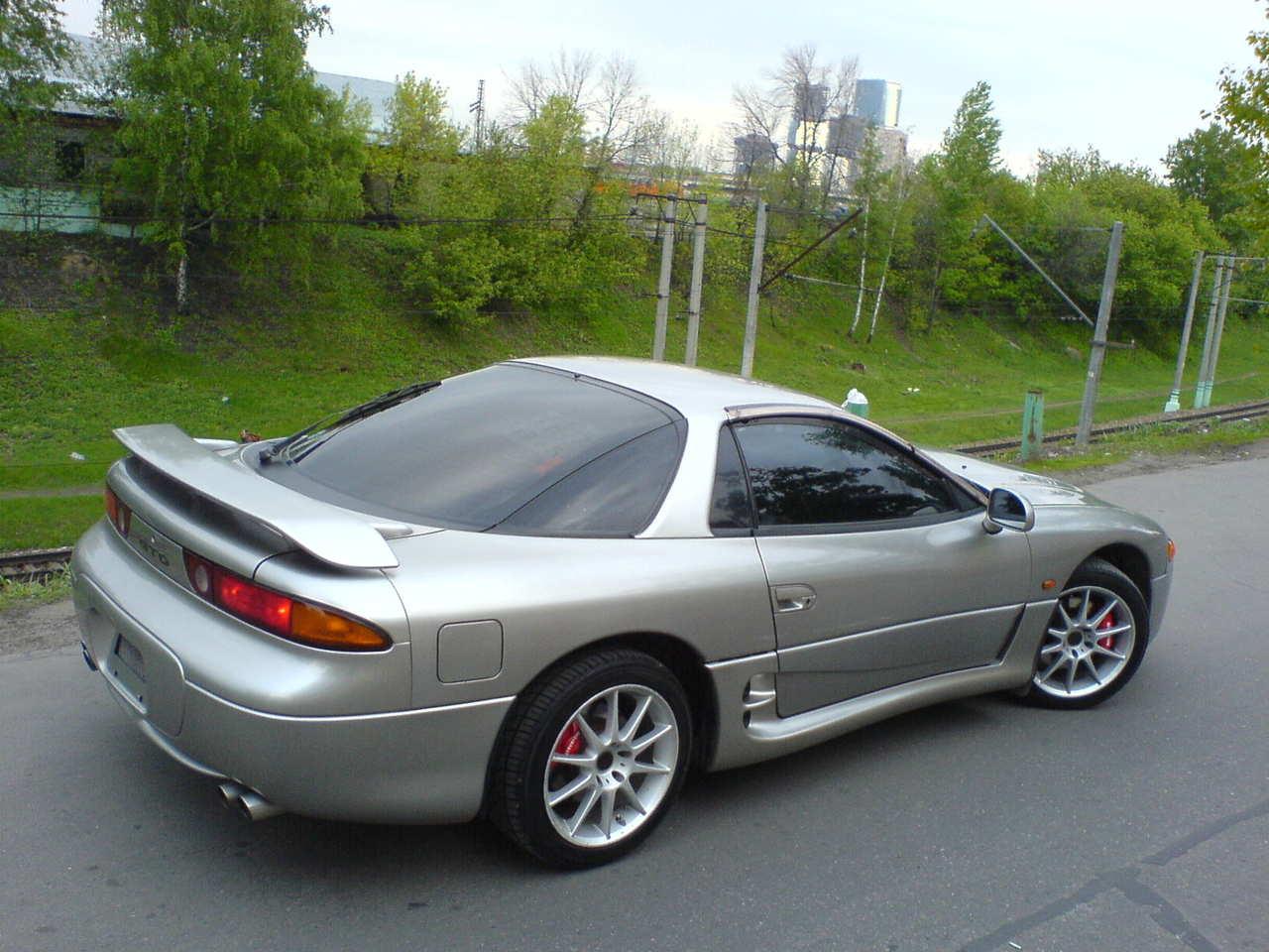 1998 Mitsubishi Gto Pics