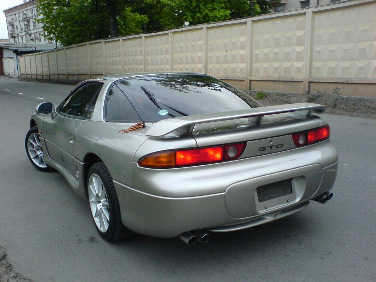 1998 Mitsubishi GTO Pictures, 3.0l., Gasoline, Automatic For Sale
