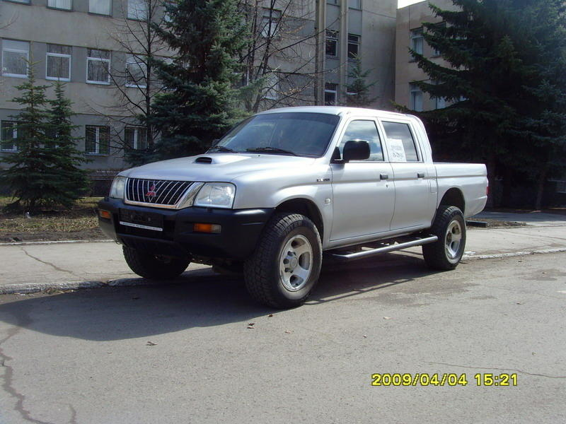 Chrysler 200 Transmission Problems >> 2001 Mitsubishi L200 Pics, 2.5, Diesel, Manual For Sale