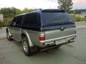 2005 Mitsubishi L200 For Sale 2500cc Diesel Manual For