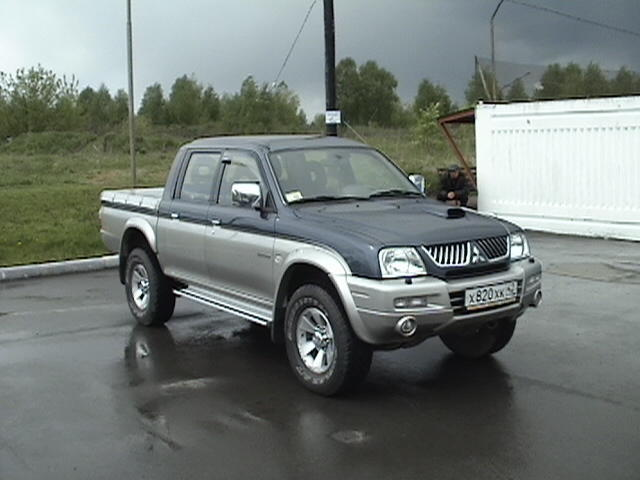 2005 Mitsubishi L200 Photos, 2.5, Diesel, Manual For Sale
