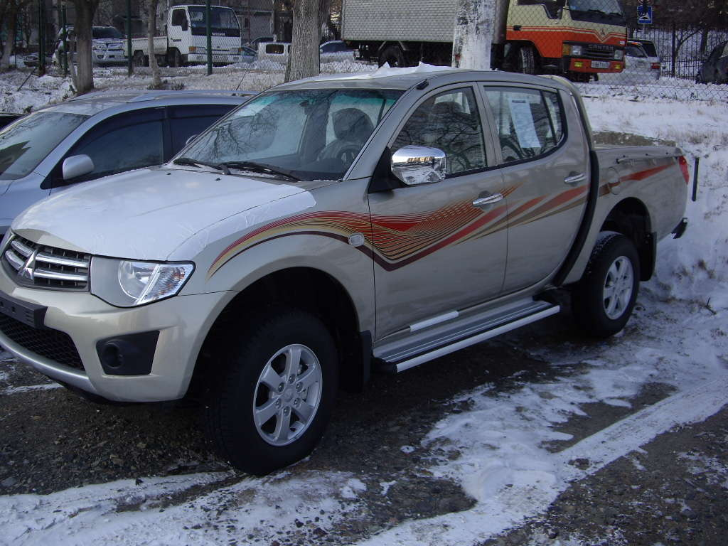 2011 Mitsubishi L200 Auto Bild Ideen Warrior Fuse Box Wallpapers Diesel Manual For Sale