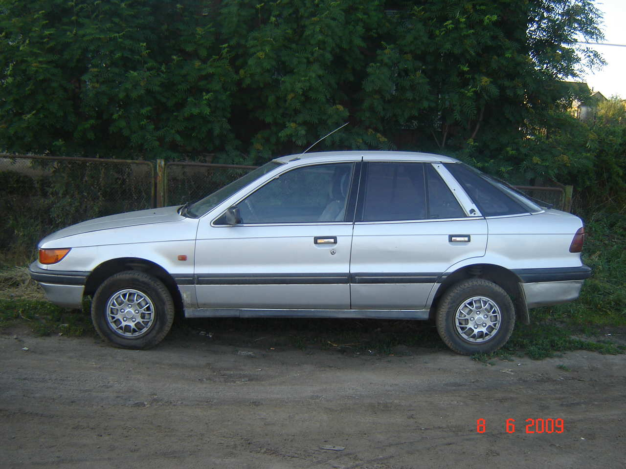 1990 Mitsubishi Lancer Pics, Gasoline, FF, Manual For Sale