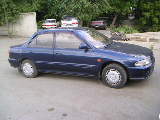 1993 Mitsubishi Lancer Pictures 1500cc Gasoline Ff
