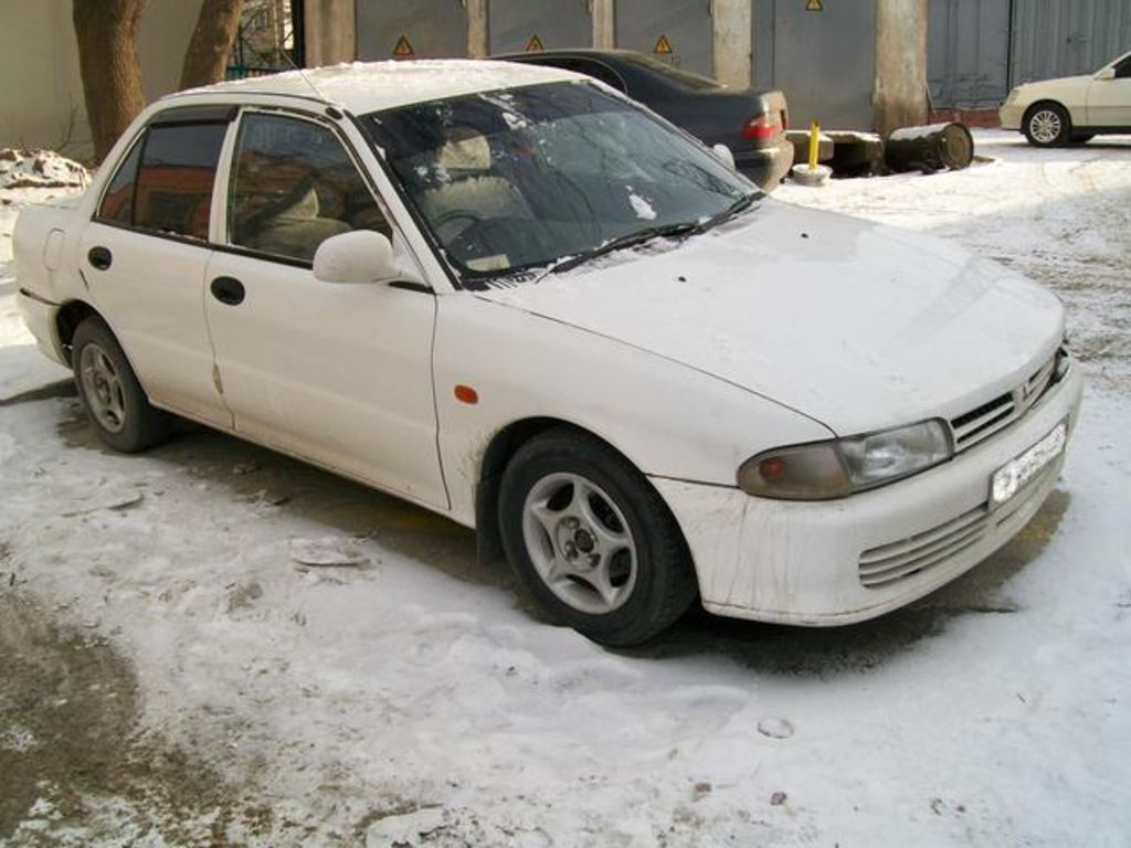 1994 Mitsubishi Lancer Pictures, 2000cc., Diesel, FF, Manual For Sale