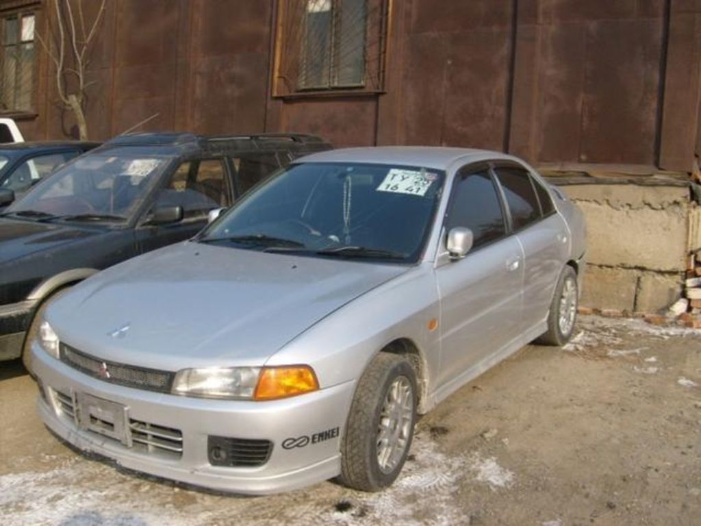 1996 Mitsubishi Lancer Pictures, 1800cc., Gasoline, FF, Automatic For Sale