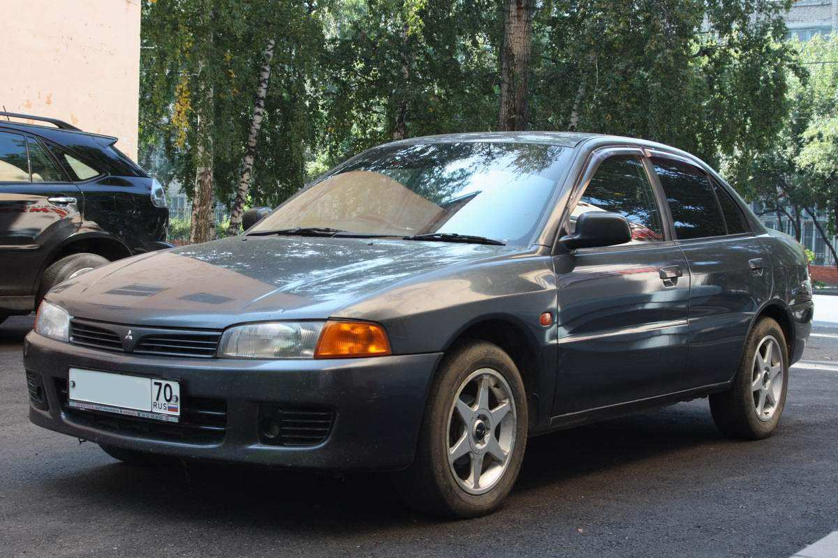 1996 Mitsubishi Lancer Photos, 1.5, Gasoline, FF, Automatic For Sale