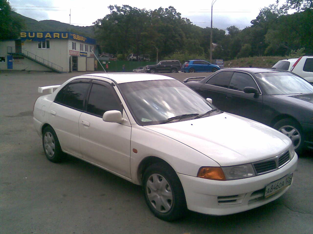 1997 mitsubishi lancer pictures 1 5l gasoline ff automatic for sale