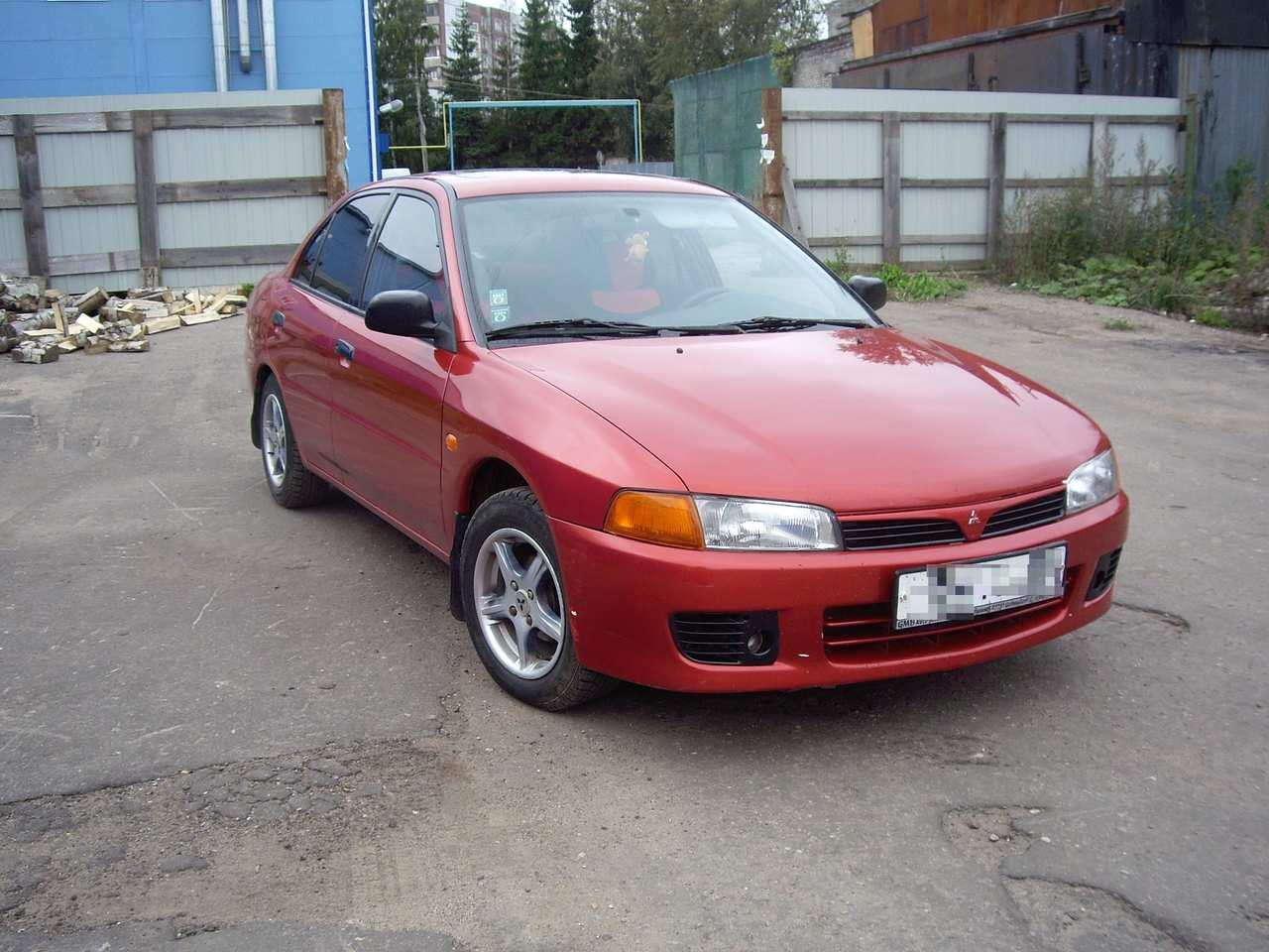 1997 Mitsubishi Lancer Pictures, 1300cc., Gasoline, FF, Automatic For Sale