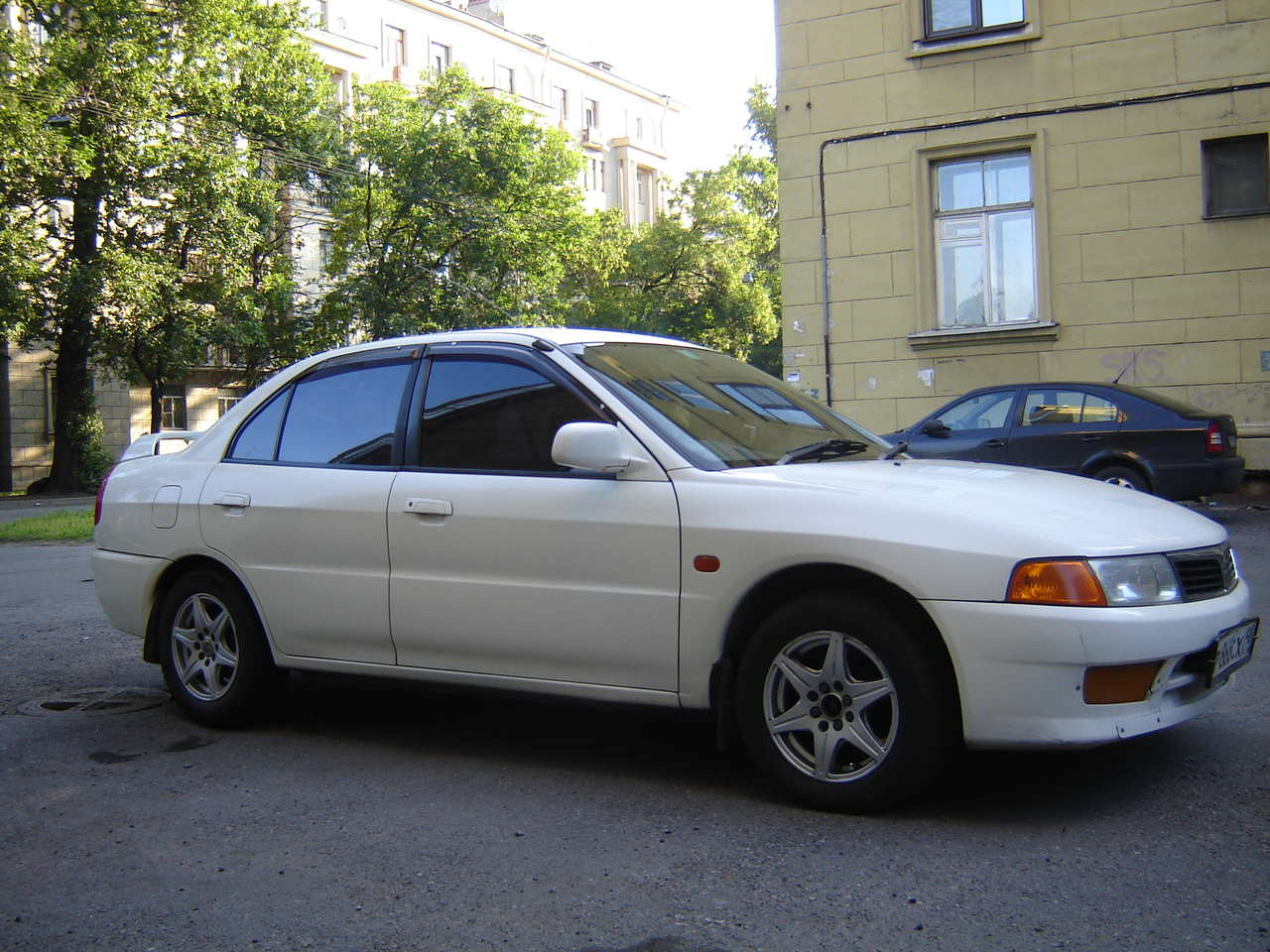 1998 Mitsubishi Lancer Photos, 1.5, Gasoline, FF, Automatic For Sale