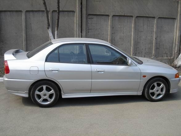 1999 Mitsubishi Lancer Pictures, 1500cc., Gasoline, FF, Automatic For Sale