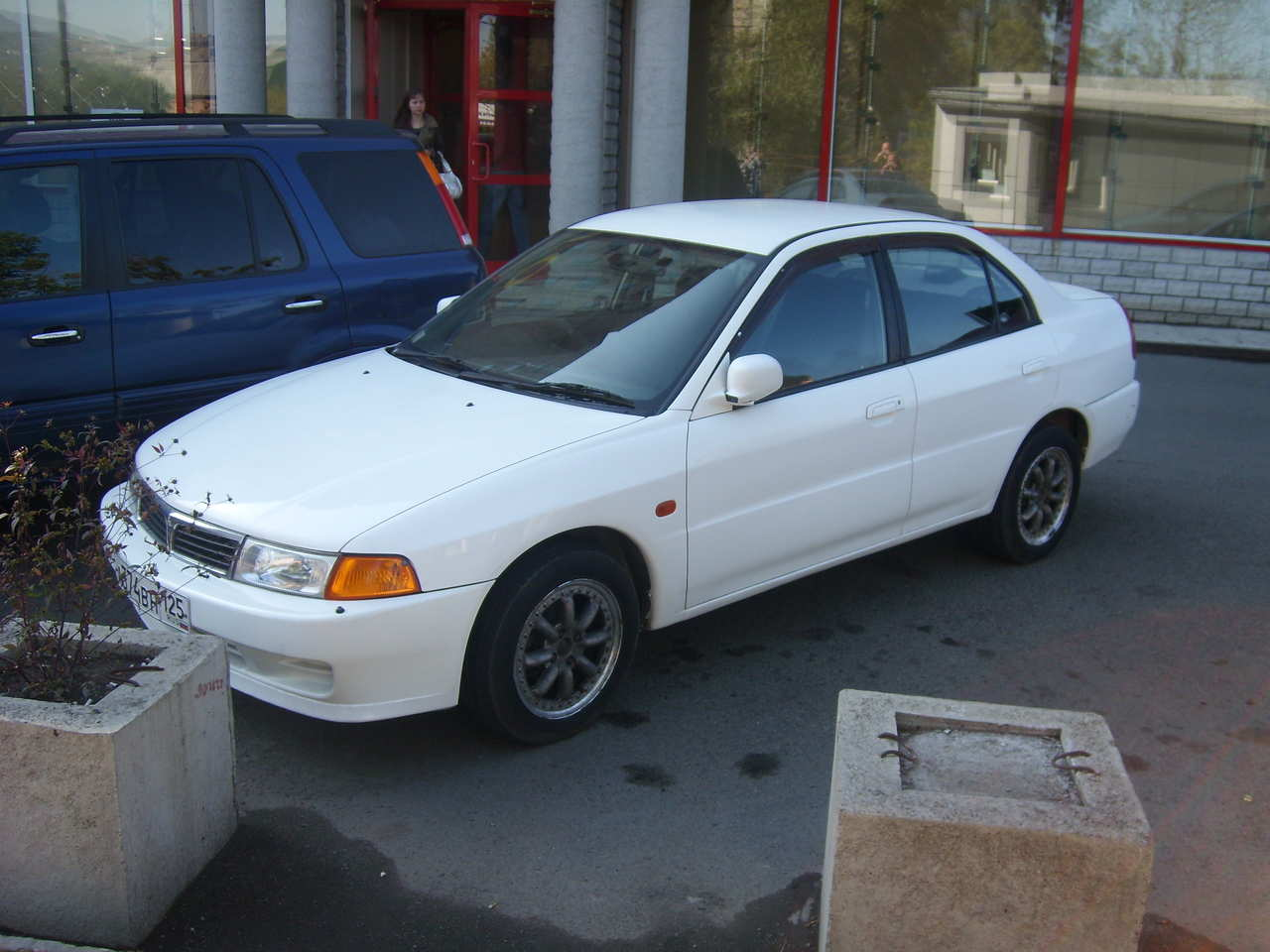 1999 Mitsubishi Lancer Pictures, 1.8l., Gasoline, FF, Automatic For Sale