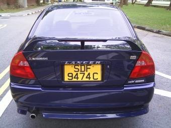 Mitsubishi lancer 2000 2 door