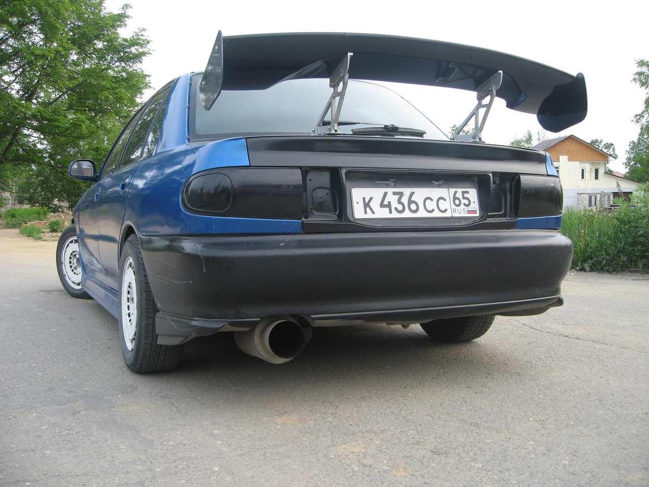 1995 Mitsubishi Lancer Evolution Pics 2 0 Gasoline