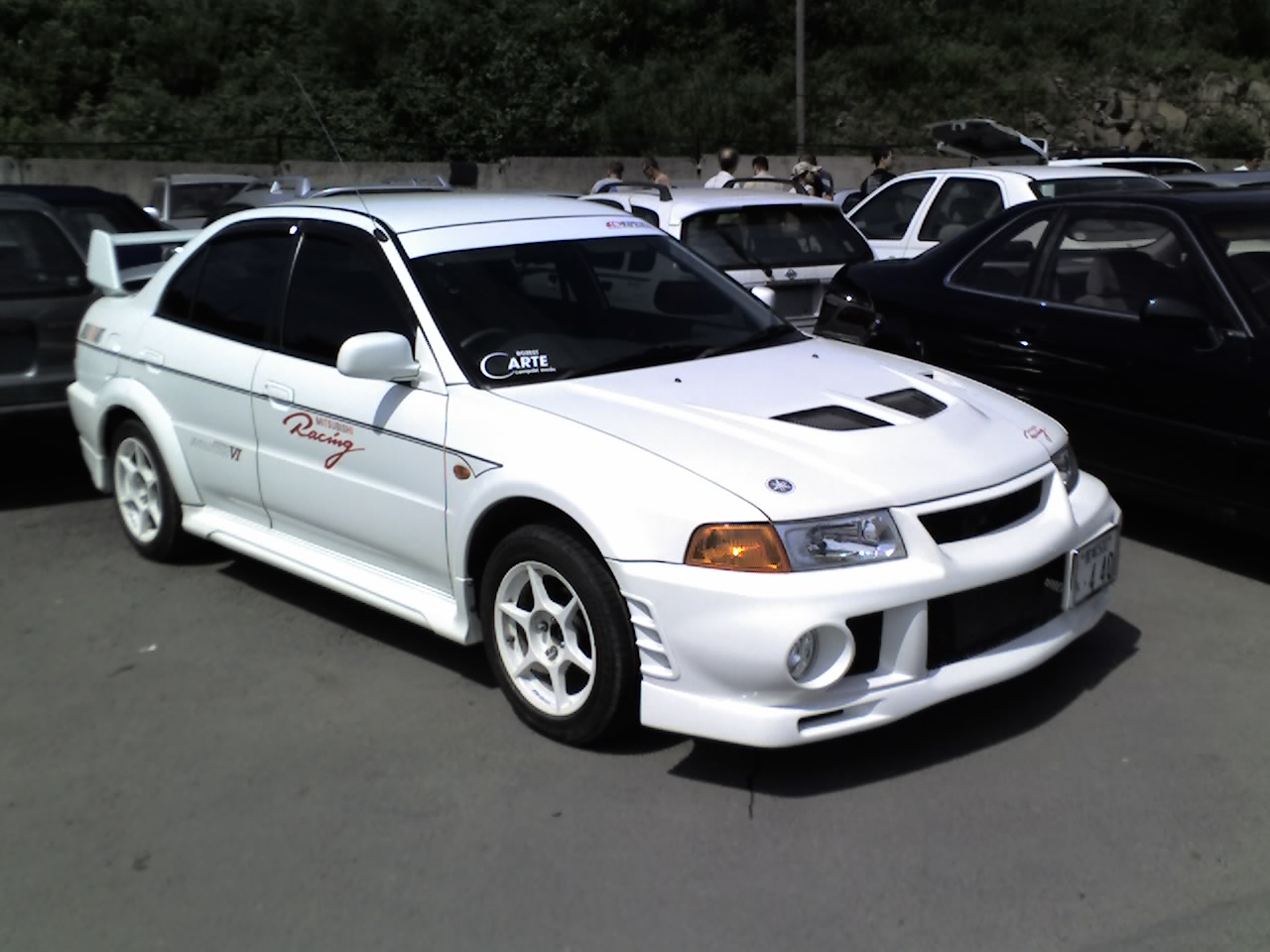 1999 mitsubishi lancer evo