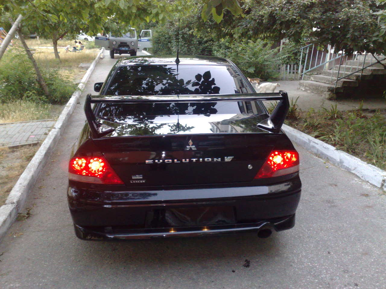 2002 Mitsubishi Lancer Evolution For Sale 2000cc Gasoline