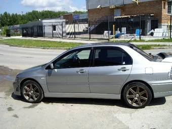 2002 Mitsubishi Lancer Evolution Pictures 20l Gasoline