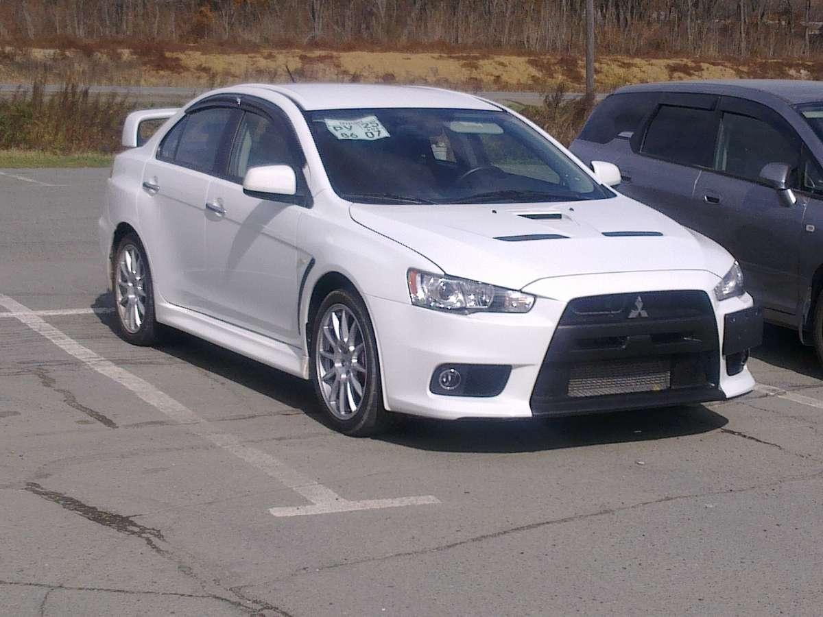 2010 Mitsubishi Lancer Evolution Photos 2 0 Gasoline Manual For Sale