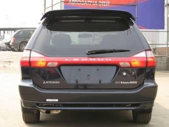 2002 mitsubishi legnum photos 2 4 gasoline ff for Mitsubishi motors normal il