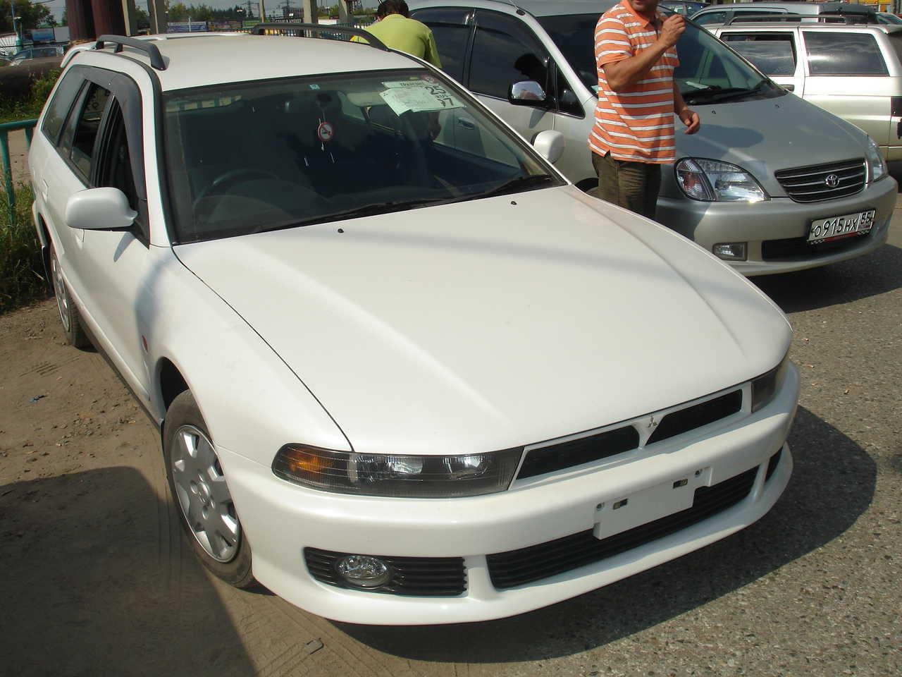 2002 mitsubishi legnum pictures 2000cc automatic for sale for Mitsubishi motors normal il