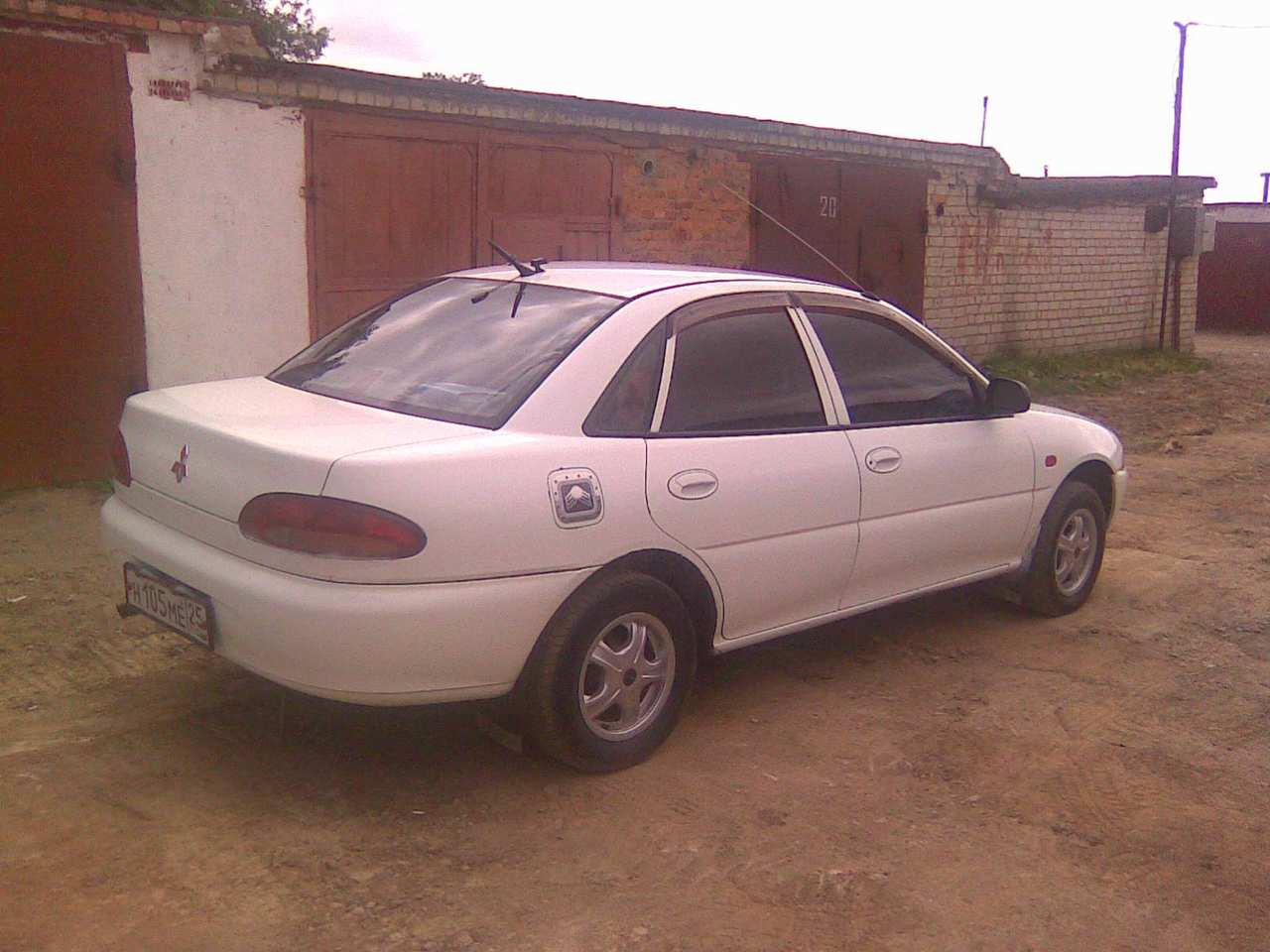Used 1992 Mitsubishi Mirage Photos, 1500cc., Gasoline, FF, Manual For Sale