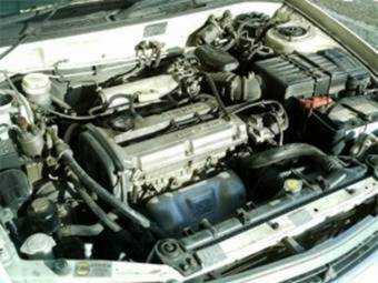 Mitsubishi Mirage 1997 Engine