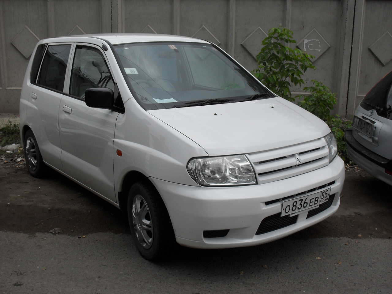 2001 Mitsubishi Mirage Pictures, 1300cc., Automatic For Sale