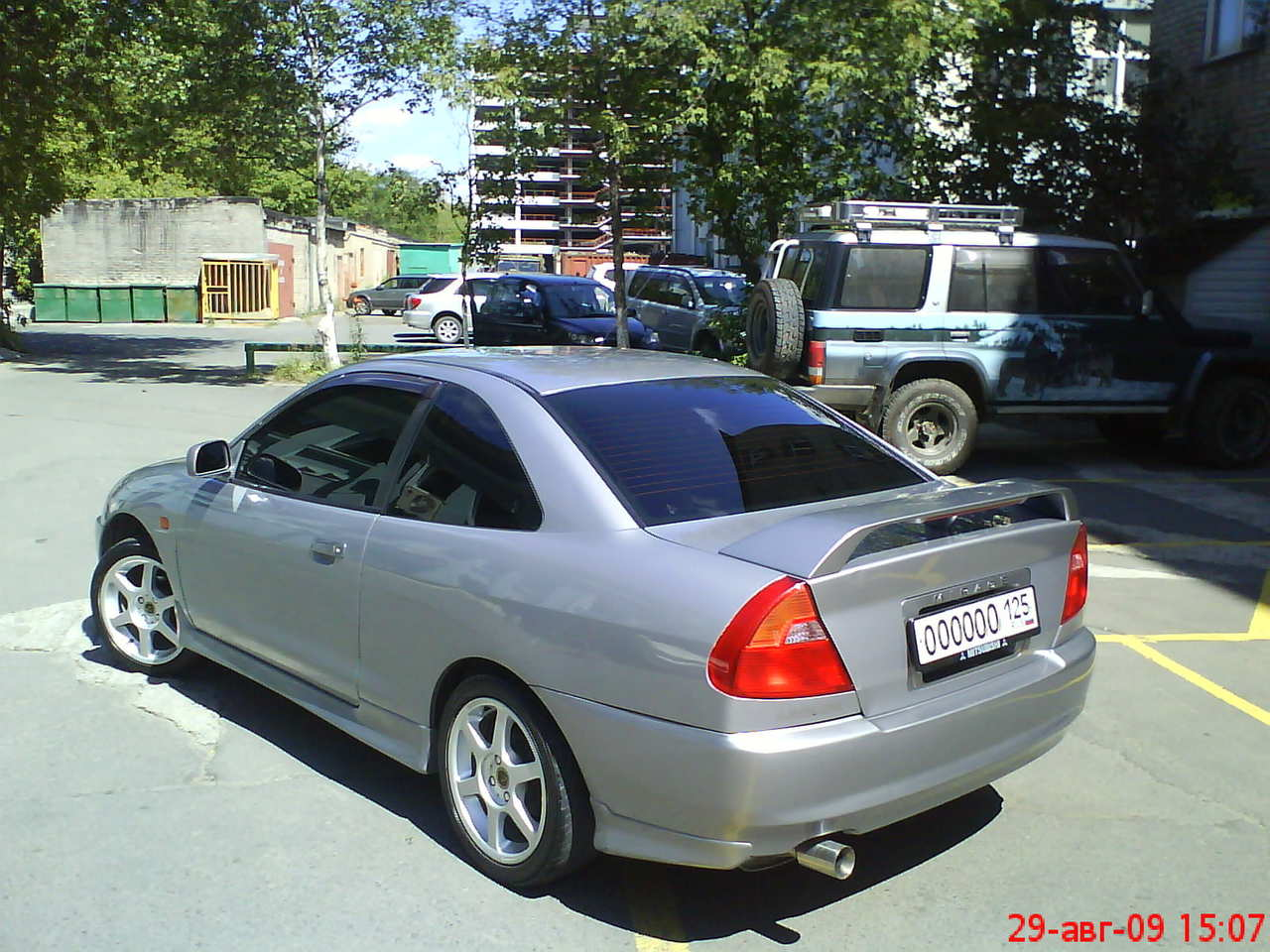 1999 Mitsubishi Mirage ASTI For Sale, 1500cc., Gasoline, FF, Automatic For Sale