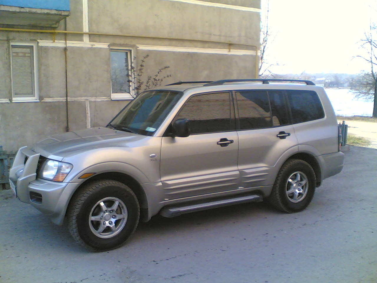 2000 Mitsubishi Montero Images, Automatic For Sale