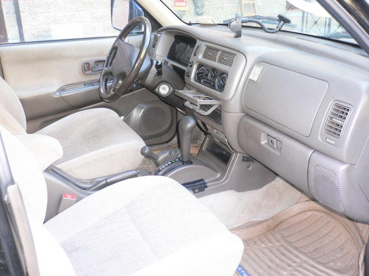 1999 Mitsubishi Montero Sport For Sale