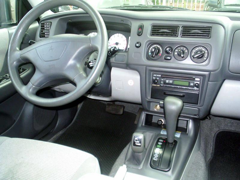 Mitsubishi Montero Sport 2003 - Fotos de coches - Zcoches