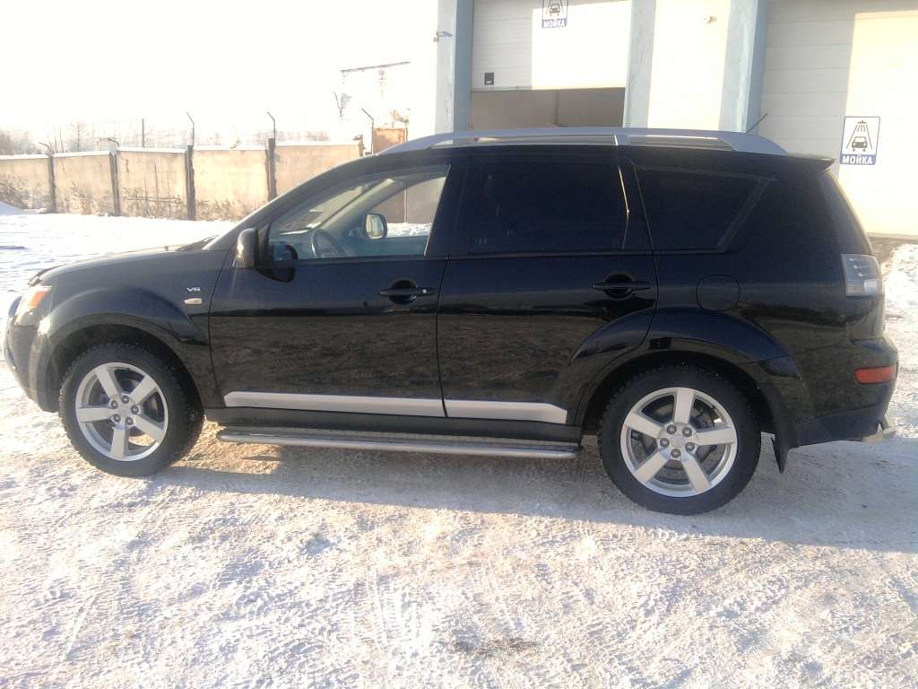 2008 mitsubishi outlander pictures automatic for sale. Black Bedroom Furniture Sets. Home Design Ideas