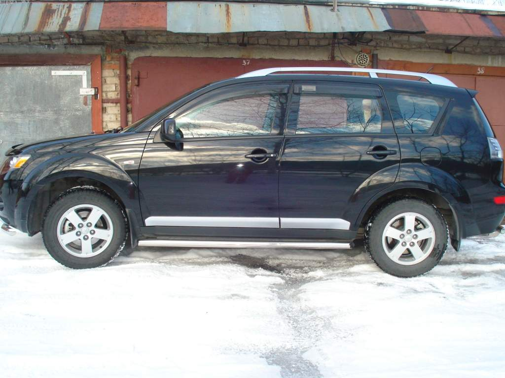 2008 mitsubishi outlander for sale 2400cc gasoline manual for sale. Black Bedroom Furniture Sets. Home Design Ideas