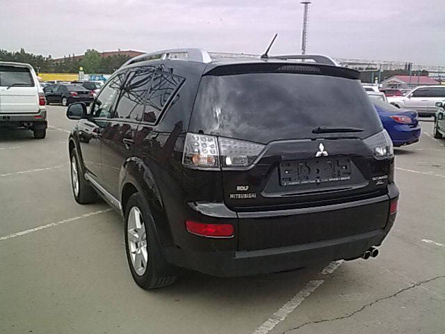 2008 mitsubishi outlander for sale 3000cc gasoline automatic for sale. Black Bedroom Furniture Sets. Home Design Ideas