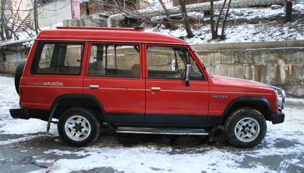Mitsubishi Pajero Orig