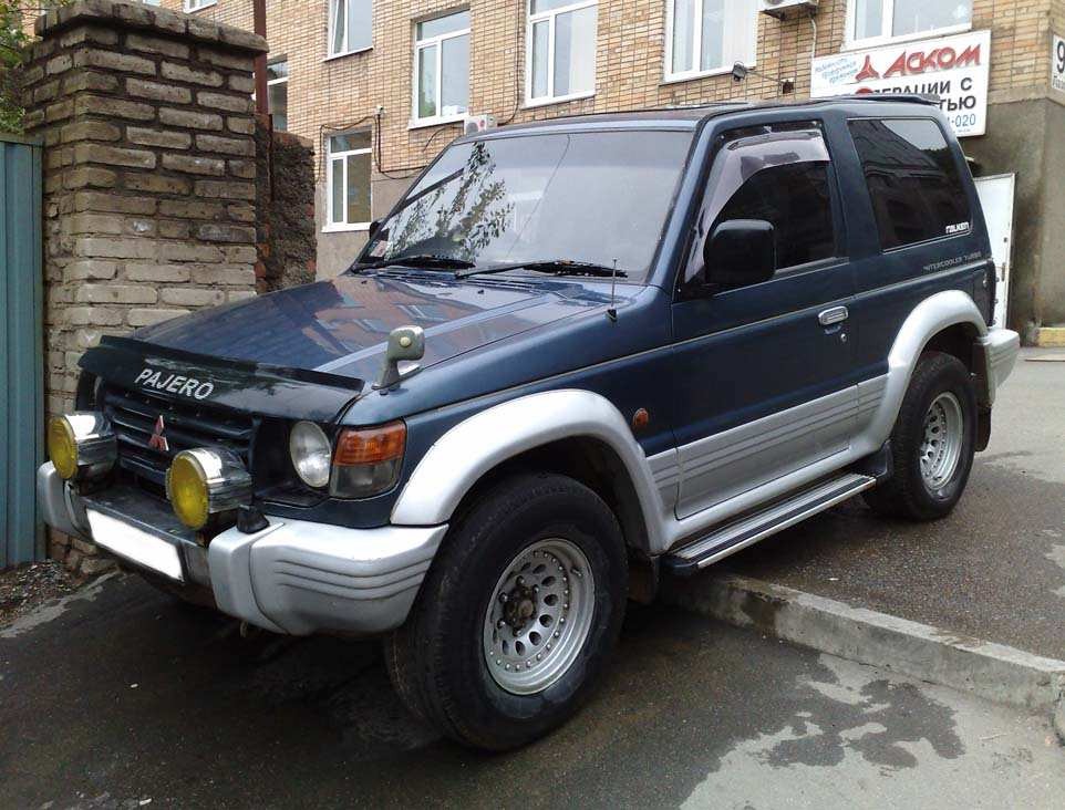 service manual  how to hot wire 1992 mitsubishi pajero