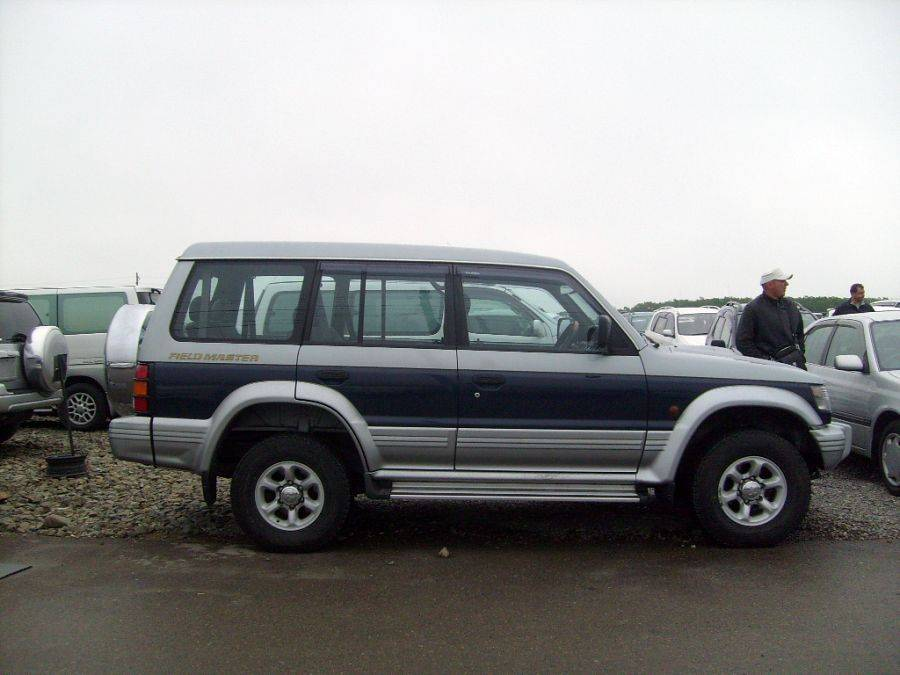 1997 Mitsubishi Pajero Images, 2800cc., Diesel, Automatic For Sale
