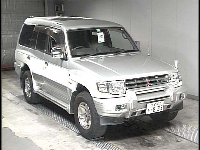 1998 mitsubishi pajero pictures - Mitsubishi Montero 1998