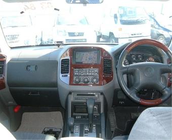 2002 Mitsubishi Pajero For Sale For Sale