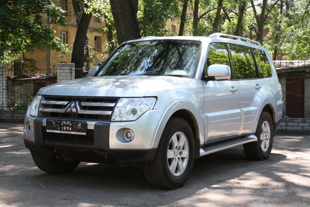 2006 Mitsubishi Pajero Pictures 3 8l Gasoline Automatic For Sale