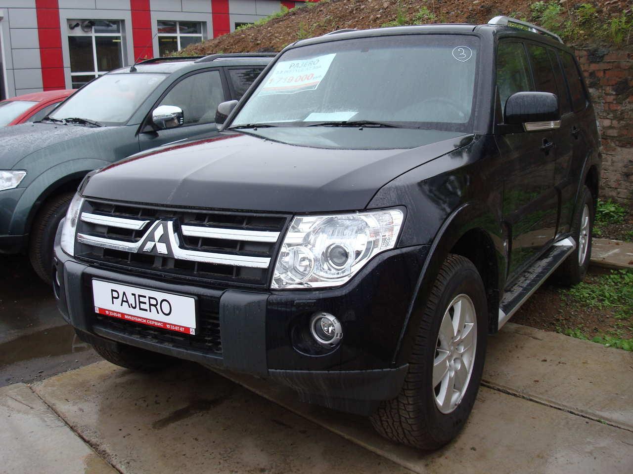 2008 mitsubishi pajero pictures 3800cc gasoline automatic for sale