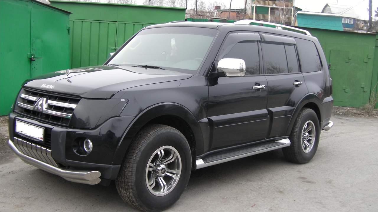 search results  mitsubishi pajero pictures car