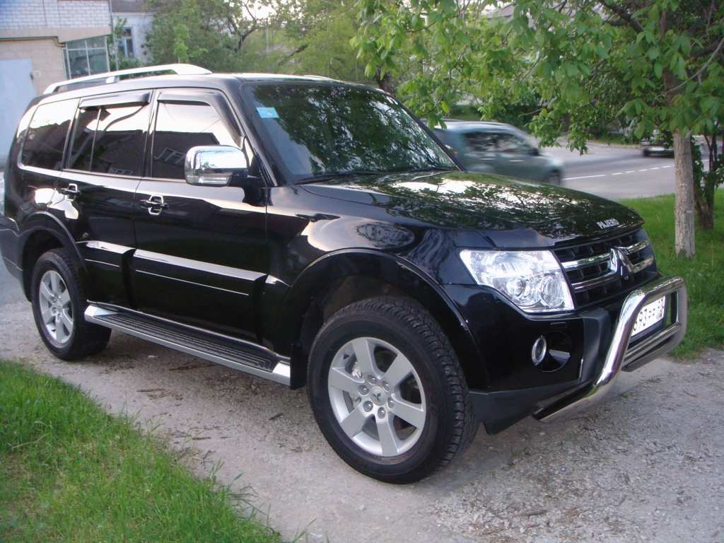 2008 mitsubishi pajero pictures, 3200cc., diesel, automatic for sale