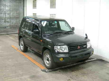 1999 Mitsubishi Pajero Io. 2000 Mitsubishi Pajero IO